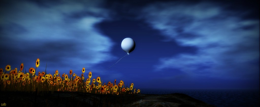 Balloons by Cica Ghost - III