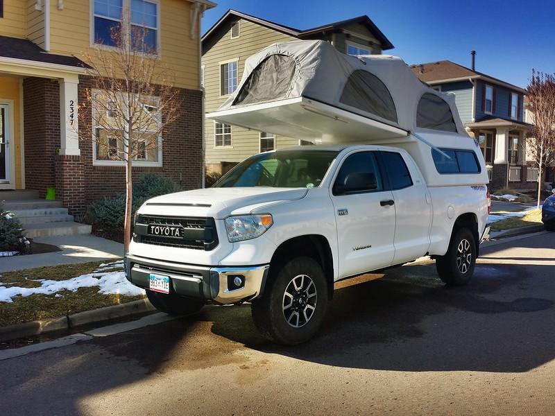 Tundra Rooftop Tent and Racks - TundraTalk.net - Toyota Tundra Discussion Forum & Tundra Rooftop Tent and Racks - TundraTalk.net - Toyota Tundra ...