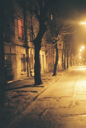 Night in Lviv