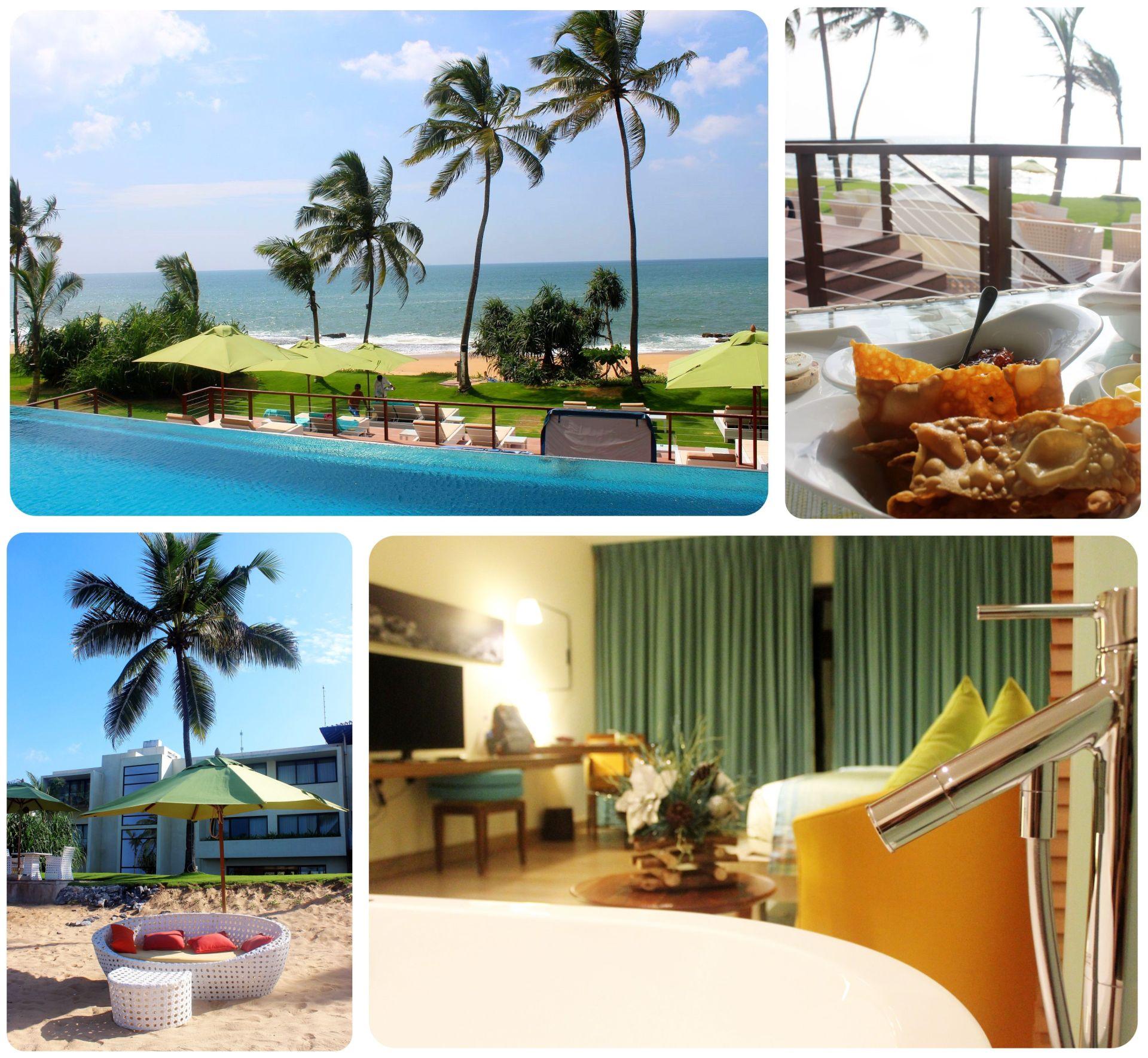 Reefs Edge Hotel Sri Lanka