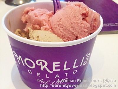 morellis-gelato-cup, Morelli's Gelato Shangrila Plaza, gelato price