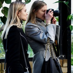 Girl (C), Princess of Wales Conservatory, Kew Gardens @ 21 February 2015