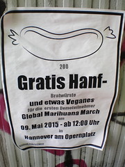 Gratis Hanf!