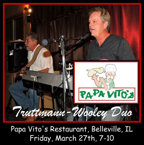 Truttmann-Wooley Duo 3-27-15
