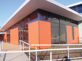 PROJ - Health & Physical Education Centre (Scotch Oakburn) featuring TN Smooth in Gibson