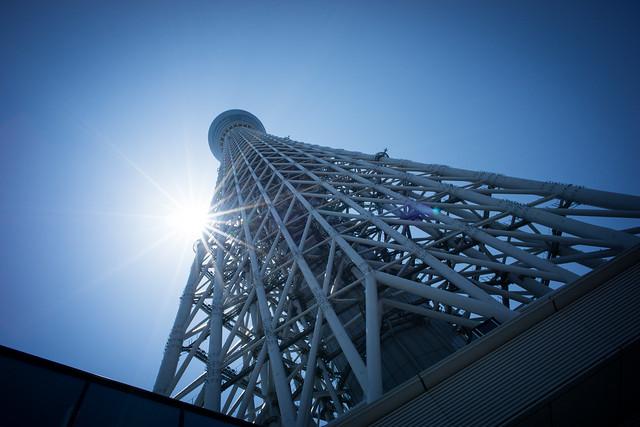 Tokyo Skytree -2015.5.10 Explored-