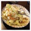 Fried Cabbage with Sergestidae高麗菜櫻花蝦