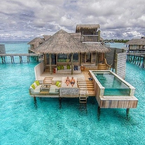 Todleho Blog Luxury Vacation Homes At Maldives Luxurious