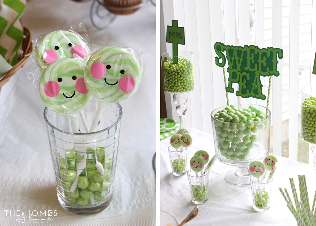 Sweet Pea Baby Shower The Homes I Have Made
