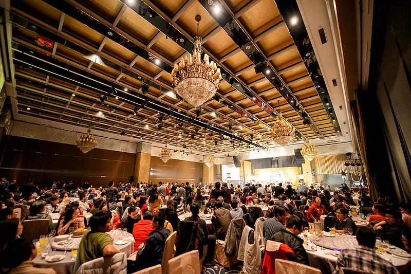 東元集團資訊電子事業群尾牙宴@台北大直典華