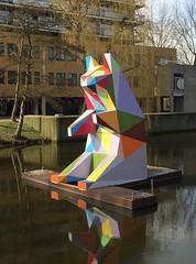 'Kunst' Croesinckplein Zoetermeer
