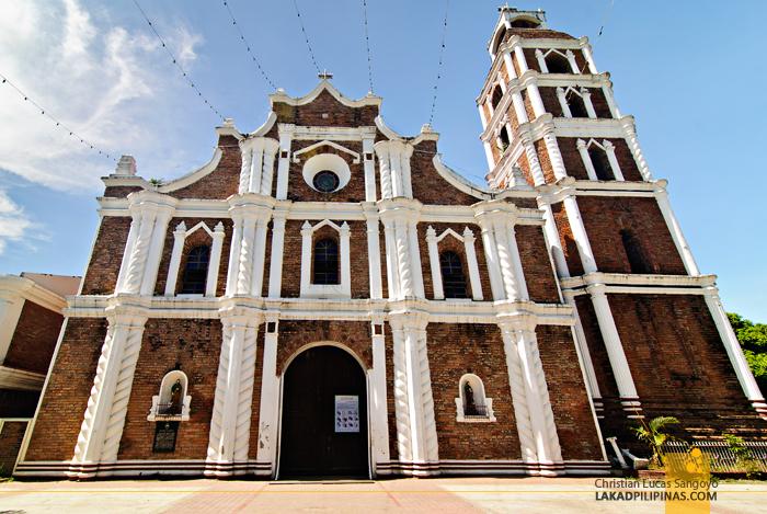 Tuguegarao Cathedral Facade