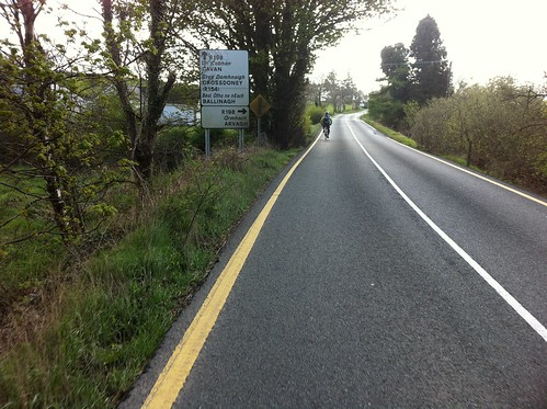2012 Cycle Cavan to Dublin