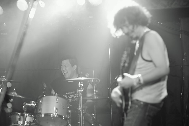 THE NICE live at Outbreak, Tokyo, 02 Apr 2015. 265