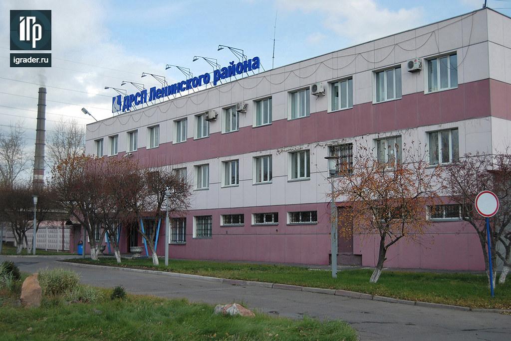 ДРСП Ленинского района Красноярска