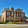 Jefferson Davis County Courthouse in Prentiss, MS. Built 1907