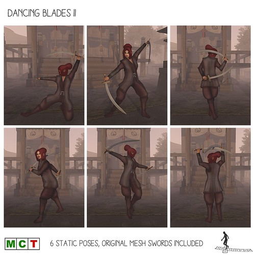 Dancing Blades 2