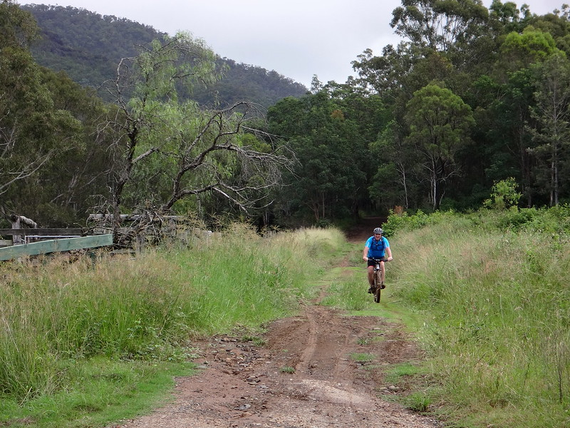 Track to Laidley Gap