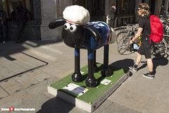 RAM OF THE MATCH No.04 - Shaun The Sheep - Shaun in the City - London - 150423 - Steven Gray - IMG_0109