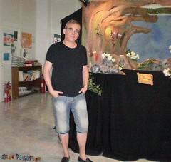 Κουκλοθέατρο σε παιδική κατασκήνωση στα Βίλια