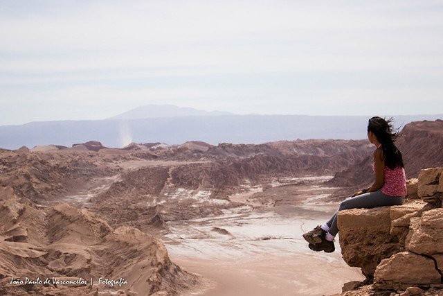 Traveling at the Atacama Desert, Chile