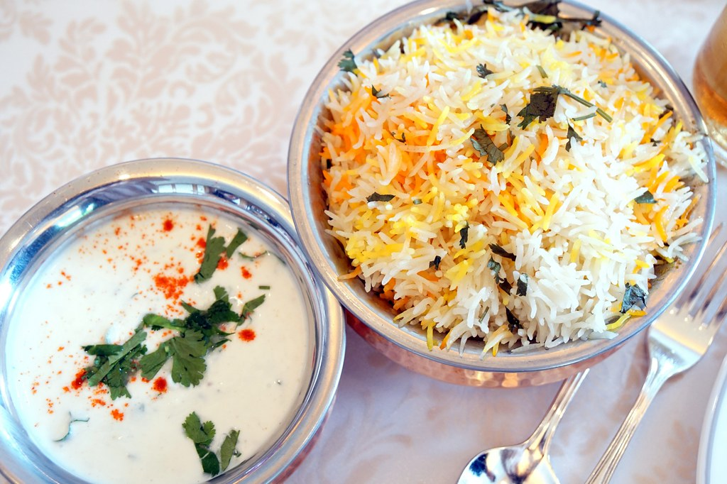 1 Grand Coloane Resort - indian lunch - halal - review