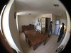 Fisheye of the Kitchen