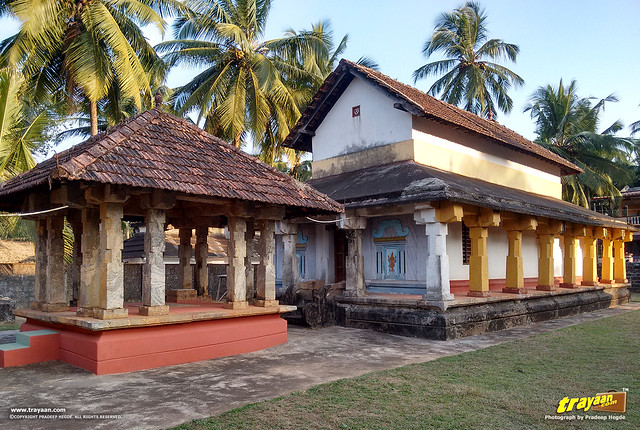 Ananthanath digambar Jain basadi or Kallu Basadi Jain Temple, in Karkala, Udupi district, Karnataka, India