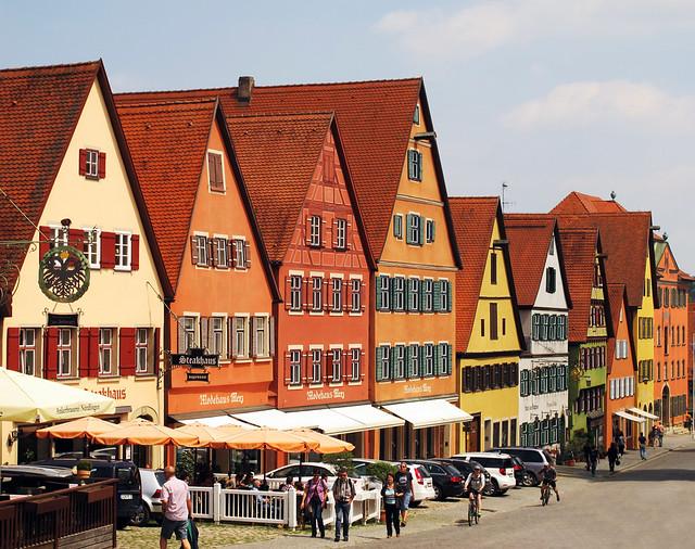 Dinkelsbühl / Germany