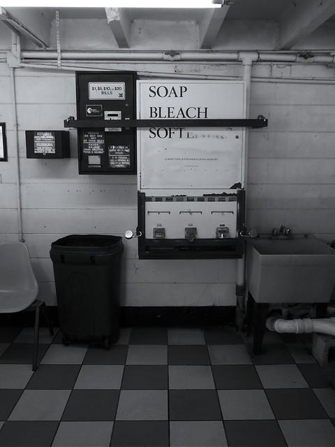 Soap, Bleach, Softners