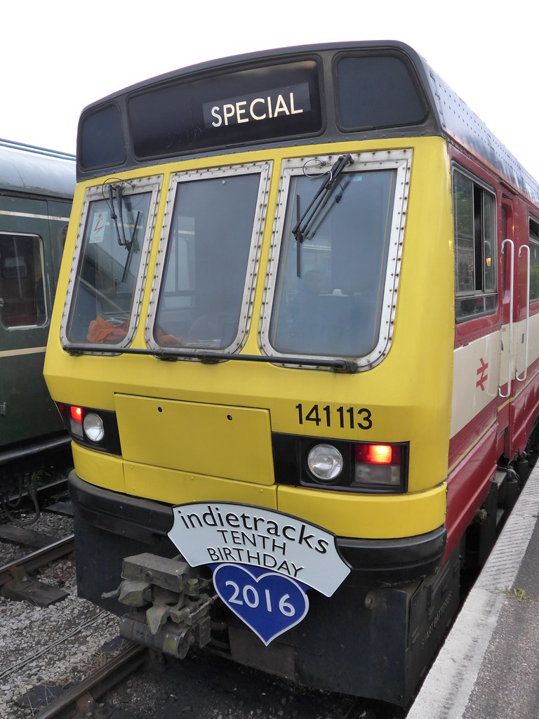 Special train to Indietracks