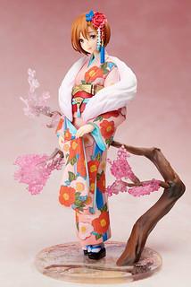 絢麗櫻花照映出美麗的春意!《VOCALOID》 MEIKO ~花色衣~ 優美現身!