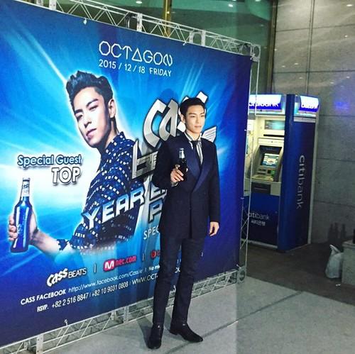 TOP - Cass Beats Year End Party - 18dec2015 - mnet_com - 01
