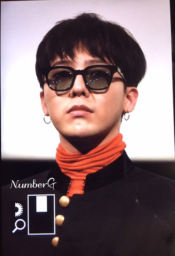 Big Bang - Movie Talk Event - 28jun2016 - Number G - 04
