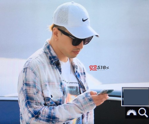 BIGBANG Departure Seoul Incheon to Foshan 2016-06-10 (118)