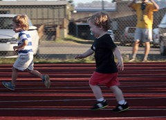 The Final All-Comers Track Meet of 2016