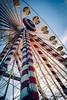 Toulouse, France - Ferris Wheel
