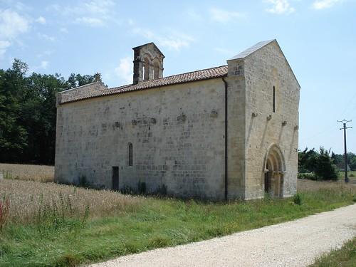 Église de Tresseroux aux Lèches