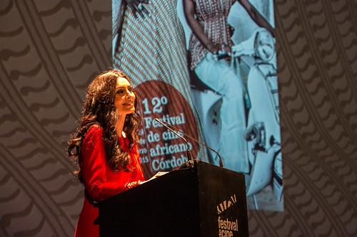 Inauguración 12º Festival de Cine Africano de Córdoba