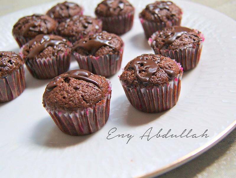 DSC09008, resepi-mini-coklat-cupcakes-kek-coklat-mudah-simple