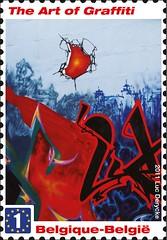 12 GRAFFITI timbrec