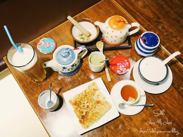 台北中山站不限時下午茶擂茶 (10)