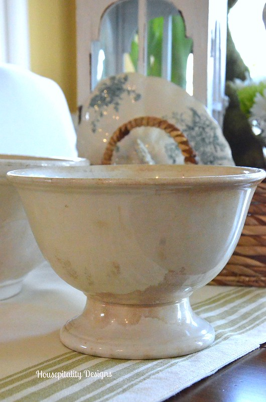 Vintage Bowl-Housepitality Designs
