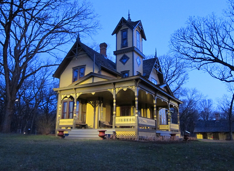 The Burwell House,  ghosts revisited