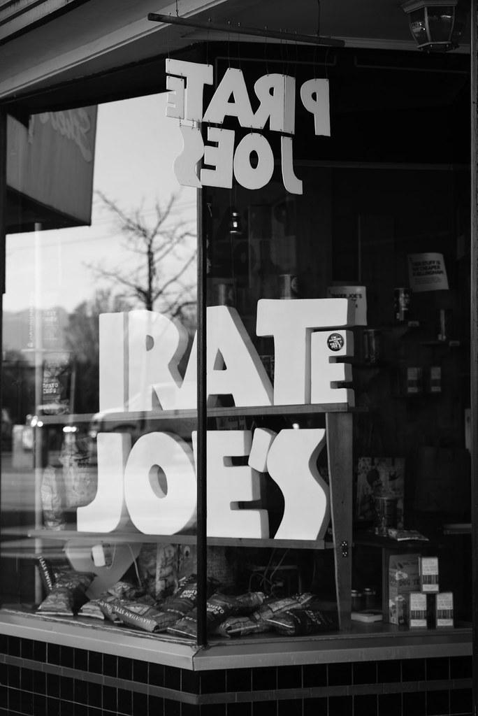 IRATE JOE'S