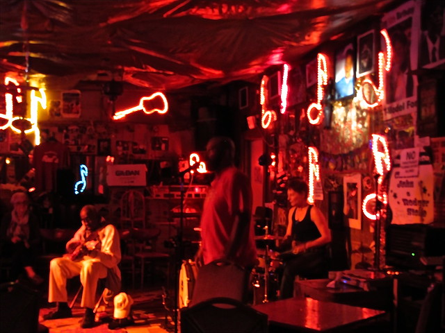 red's juke joint, clarksdale, ms