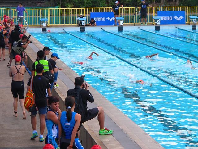 Atleta Ako Aquathlon