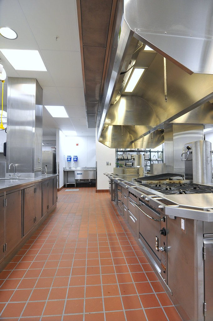 Wsu Culinary Kitchen Bargreen Ellingson Restaurant Design