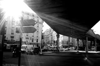 Paris, Morning Light