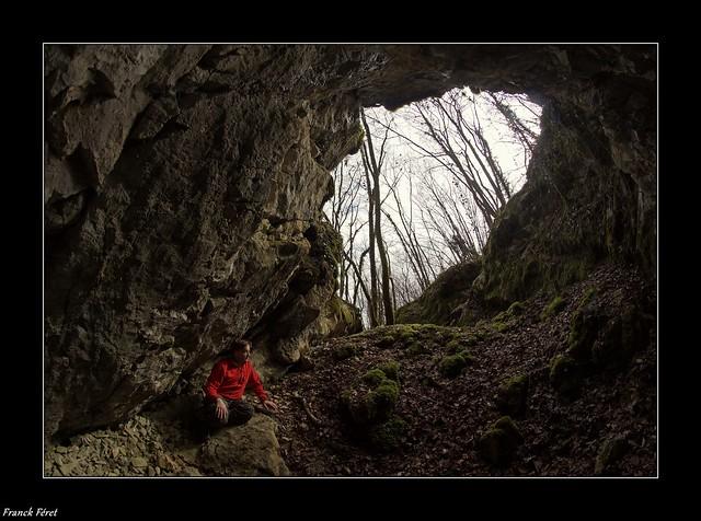 Grotte Chaney - Morre - Variation